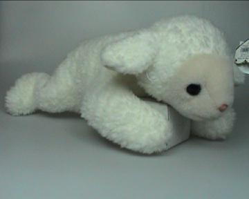Ty Beanie Buddy - Fleece the Lamb