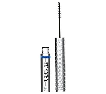 It Cosmetics Tightline Waterproof Black Primer Eyeliner Mascara,3.5ml/0.118oz