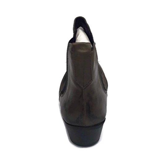 Arizona Brit Womens Boots Taupe 5 M (b)