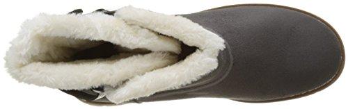 Grau Tailor Boots Slip 3793102 Women's Coal Tom xgn8zTz
