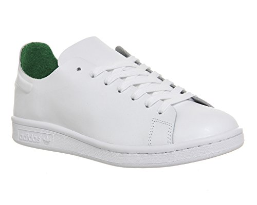 Chaussures adidas - Stan Smith Nuude W blanc/blanc/vert taille: 42