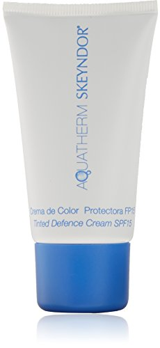 Tinted Defence Cream SPF15 (tinted moisturizer) by Skeyndor by Skeyndor