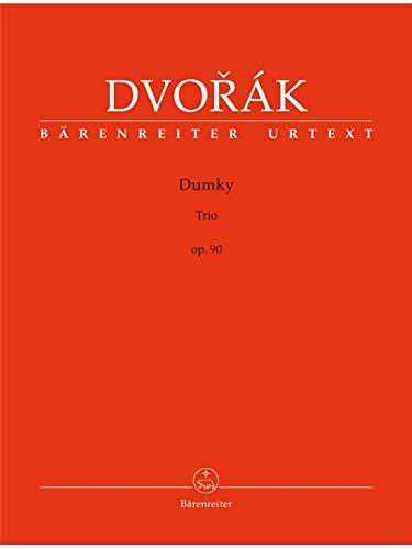 Dvořák: Dumky Piano Trio, Op. 90