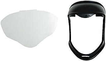 Honeywell 1011623 Bionic Faceshield-Clear Uncoated PC Visor