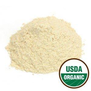 Ginseng Root Powder American White Organic – Starwest Botanicals 4 oz