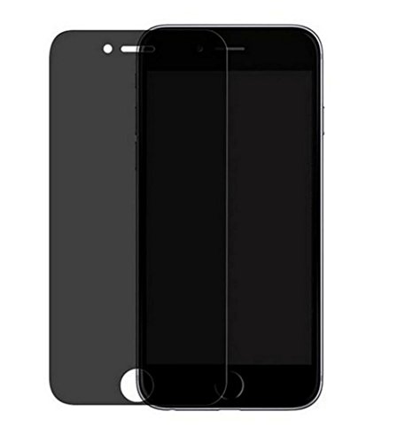 For iphone 7 plus 5.5 inch, Mchoice New Anti-Spy Privacy Tempered Glass Screen Protector Film for iphone 7 plus 5.5 inch