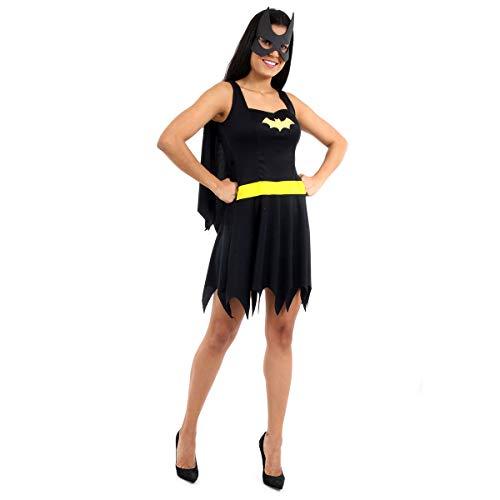 Fantasia Batgirl Adulto Sulamericana Fantasias