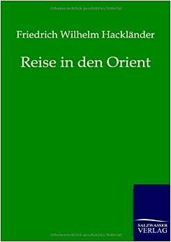 Book Reise in den Orient