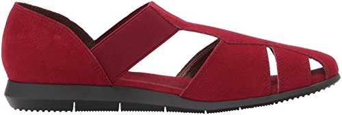 Red Believe Aerosoles Women's Snake Flat w1ntpqfU