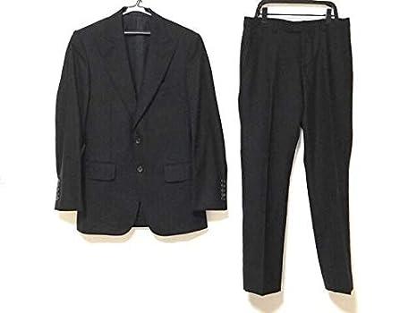 63b9c90fe7a6 Amazon | (グッチ)GUCCI メンズスーツ メンズ 黒 【中古】 | スーツ ...