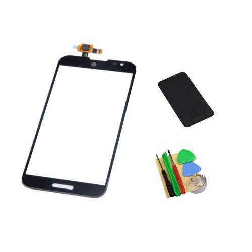Touch Screen Digitizer with adhesive for LG Optimus G Pro E980 E985 F240 Black