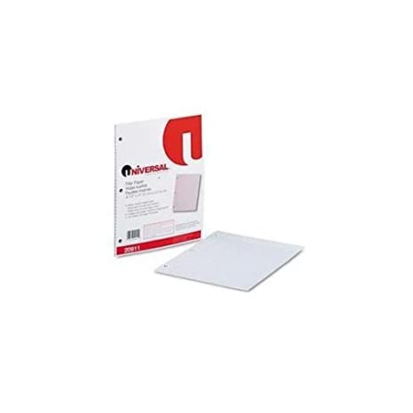 UNV20911   Universal Mediumweight 16 Lb. Filler Paper
