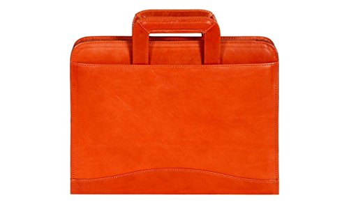 Scully 3-Ring Zip Binder Organizer with Drop Handles (Sunset) by Scully