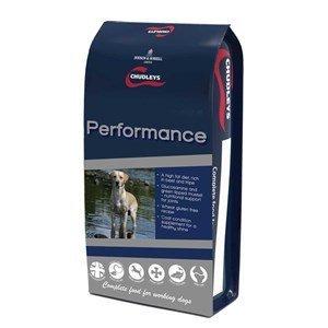 Chudleys Performance Dog Food 15kg Amazon Co Uk Pet Supplies