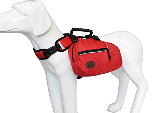 Buy dog saddle bags