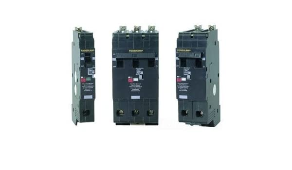 ONE SQUARE D ECB14020G3 POWERLINK 277V 20A 1P REMOTE OPERATION BREAKER