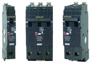 ECB14020G3 SQUARE D POWERLINK 20 AMP, 1 POLE, REMOTELY OPERATED CIRCUIT BREAKER TYPE EC65K IR, HACR POWER-LINK by Square ()