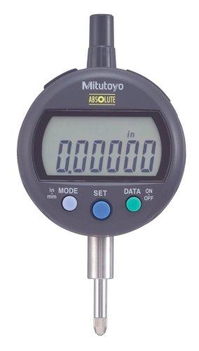 Mitutoyo 543-392B Absolute Digimatic Indicator, ID-C-Type, #4-48 UNF Thread, 3/8