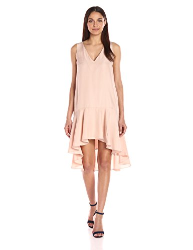 Paper Crown Women's Nogales Dress, Blush, S by Paper Crown