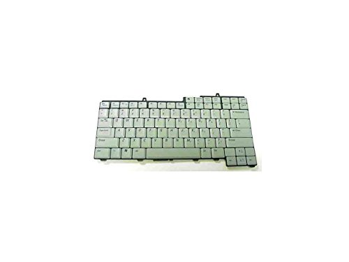 Dell XPS M1710 White US QWERTY Laptop Keyboard WG343 0WG343 CN-0WG343 ()