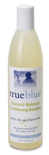 TrueBlue Natural Balance Conditioning Shampoo 12 Ounce, My Pet Supplies
