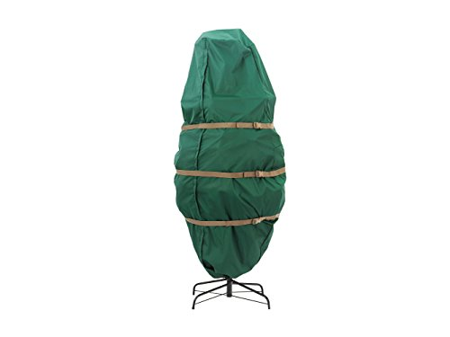 CoverMates – Holiday Upright Tree Storage Bag – Fits 4 to 6 Foot Tree – 3 Year Warranty- Green
