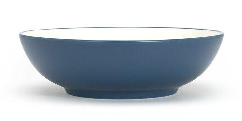 Noritake Colorwave Round Vegetable Bowl, Blue