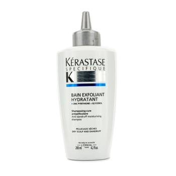 Kerastase Specifique Bain Exfoliant Hydratant Shampooing pour cuir chevelu sec, 4,2 once