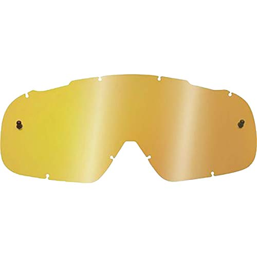 - Fox Racing 2019 Youth Main Goggle Lens (GOLD SPARK)