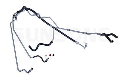 03 tundra power steering hose - 6