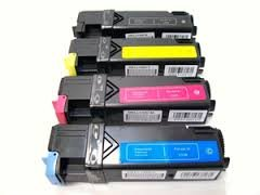 Ink Now! Compatible Cartridge Combo Pack (one cartridge all 4 colors) for: Dell Color Laser 1320C series 310-9058 combo
