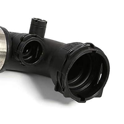 Botine Water Radiator Cooling Pipe HoseTop Upper Radiator Coolant Water Hose 17127520668 17127507748 for BMW E46 SALOON 316i 318i N45: Automotive