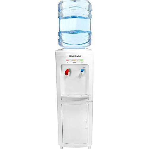 Water And Hot Cold Cooler Dispenser Free Standing Gallon Load New Top Home And Office