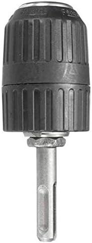ドライバーセット、工具2-13mmキーレスドリルチャックビットコンバーター、SDSアダプタードリルアタッチメント付き