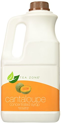 Tea Zone Syrup Cantaloupe Fluid product image