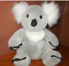 build a bear koala - 1
