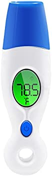 GoldWorld Digital Infrared Baby Forehead and Ear Thermometer