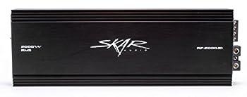 Skar Audio Rp-2000.1d Mono Block Class D Mosfet Subwoofer Amplifier, 2000w 3