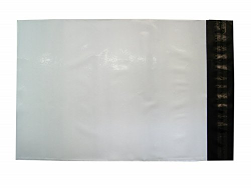 Generic White Poly Envelopes Mailers for Postage Shipping 9