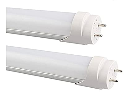 15Pack T8 LED tube for 3 feet 35 inches 14W 72pcs LED3000K for the white 1400 lumens, 50,000 hours LED tube Milk white cover UL DLC plug double surface connection 5 years warranty