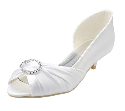 Ivory femme Minitoo 4cm pour Heel Escarpins 6vwnHxR
