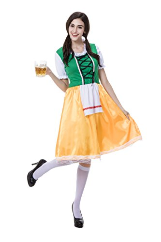 Honey (German Beer Girl Costume Authentic)