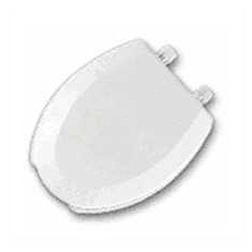cheap White Elongated Toilet Seat w/ Lid
