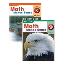 Math Makes Sense - Pearson WNCP Edition-9 [Mathématiques Student Edition (in French)]