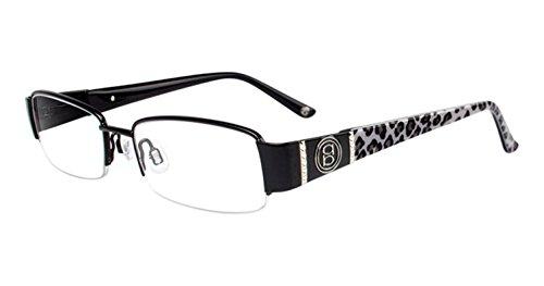 BEBE Monture lunettes de vue BB5046 001 Noir de jais 52MM