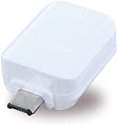 SAMSUNG GH96-09728A OTG Micro USB a Conector USB – Bulk – Galaxy S7 / S7 Edge – (Piezas de Repuesto > Accesorios para teléfono móvil): Amazon.es: Electrónica