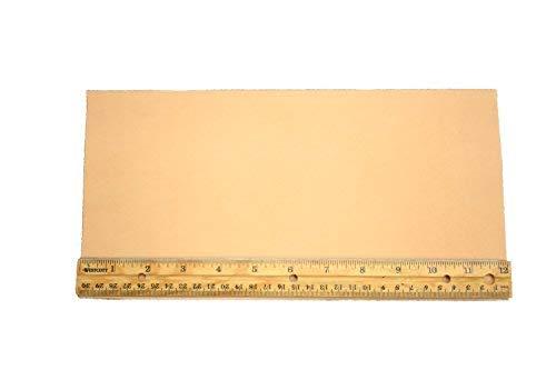 Veg Tan Tooling Leather from Hermann Oak; Full Grain; 8/9 oz (12