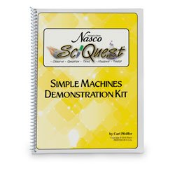 Nasco's SciQuest Simple Machines Demonstration Teacher's Guide - SB50710
