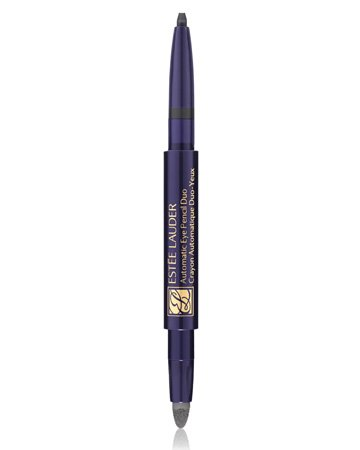 Estee Lauder/automatic Eye Pencil Duo 19 Hyacinth Sky .01 Oz 0.01 Oz Eye Liner 0.01 OZ by Estee Lauder