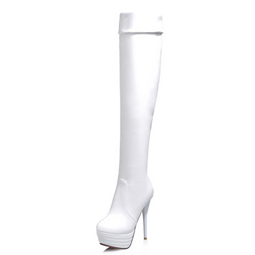 Cavali OALEEN Femme Cuissarde Bottes Sexy qIO1wI4z